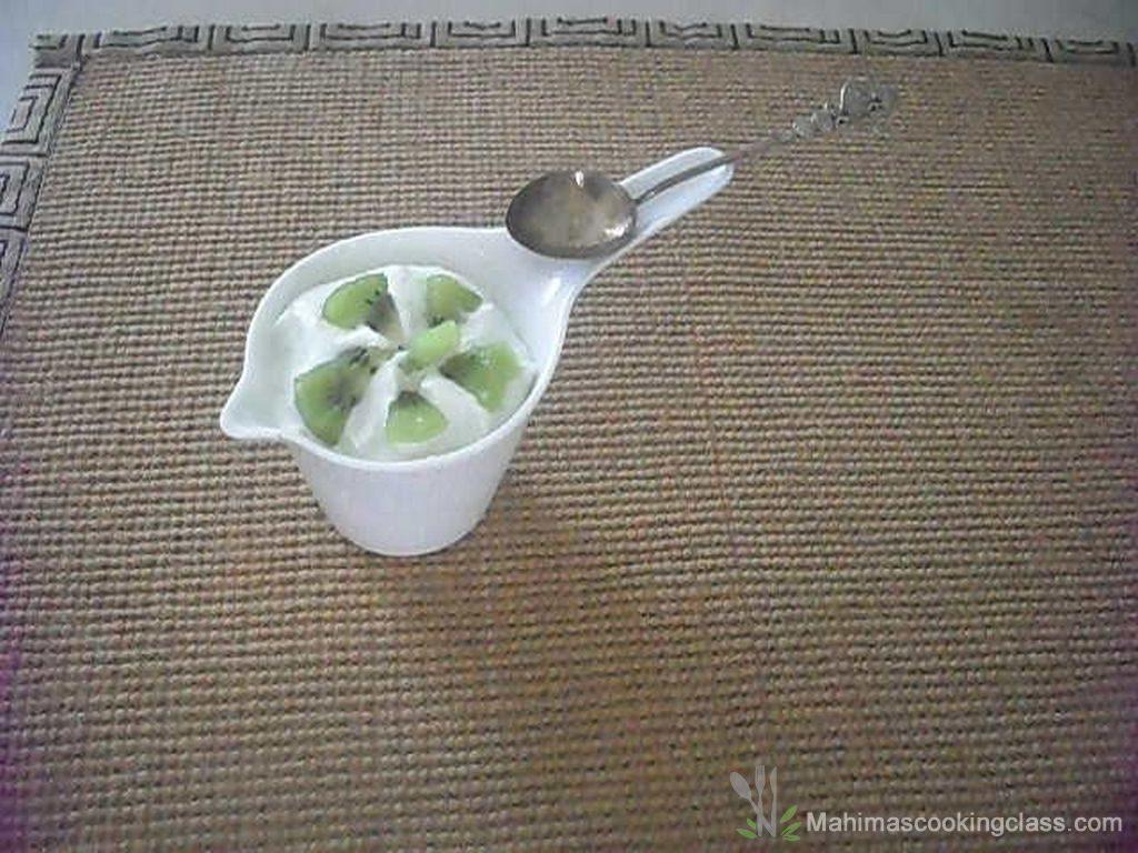 kiwi souffle