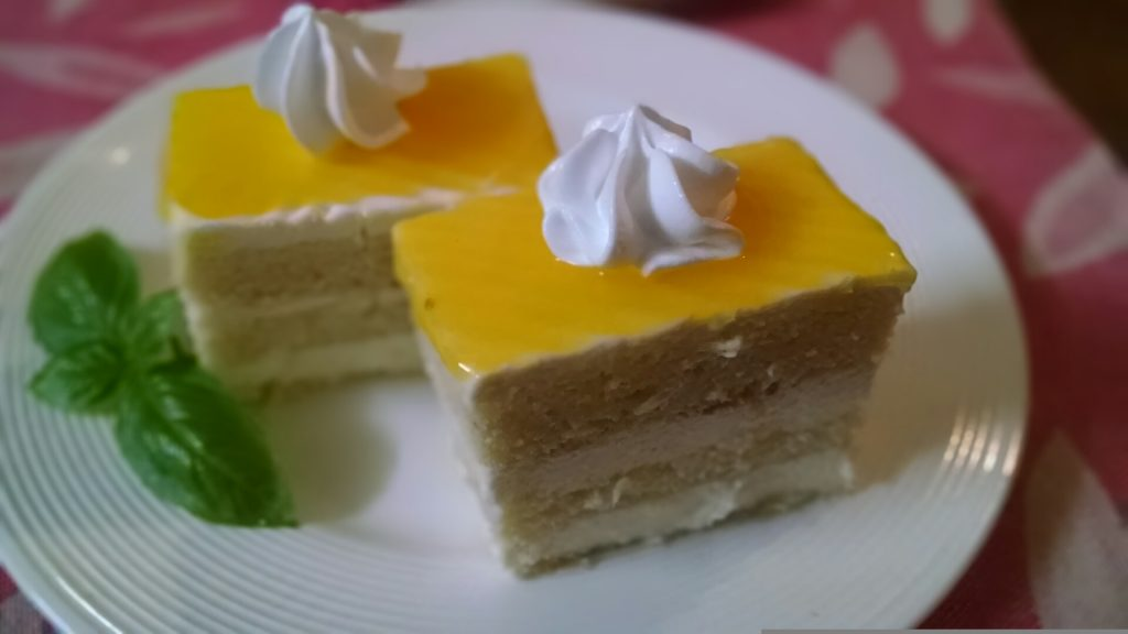 Mango Creamcheese Cake
